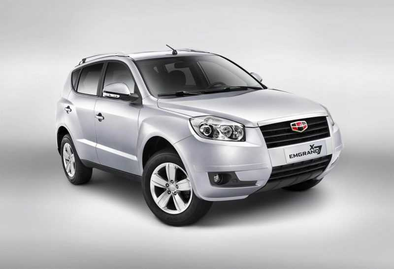 Geely Emgrand X7 2019-2020