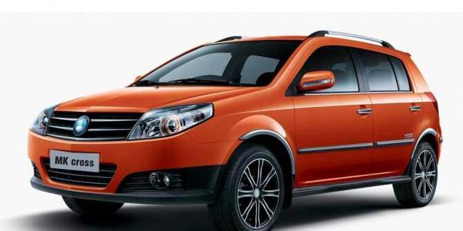 Обзор китайского автопрома: какие имеет отзывы владельцев Geely MK Cross? Полный обзор автомобиля